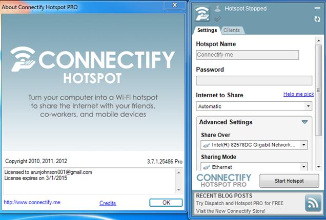 Interneti bir dizüstü bilgisayardan wifiye nasıl dağıtacağınıza ilişkin talimatlar 28